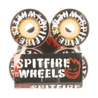 Колеса для скейтборда для скейтборда Spitfire Inflammable White 99A 52 mm