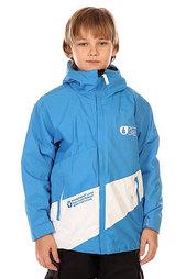 Куртка утепленная детская Picture Organic Kids Jkt Park Blue/White