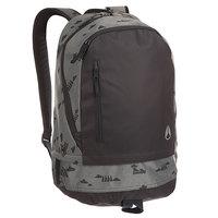 Рюкзак городской Nixon Ridge Backpack Grey/Navy