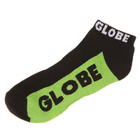 Носки низкие Globe Multi Bright Ankle Sock Black/Green