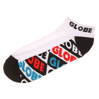 Носки низкие Globe Pinata Ankle Sock White/Black/Multi