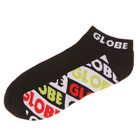 Носки низкие Globe Pinata Ankle Sock Black/Multi