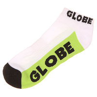 Носки низкие Globe Multi Bright Ankle Sock White/Green/Black