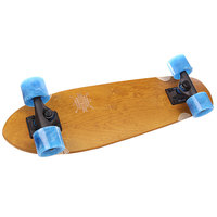 Скейт мини круизер Globe Blazer Natural/Blue 7.25 x 26 (66 см)