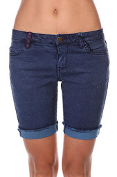 Шорты джинсовые женские Billabong Highest Point Blue Moon