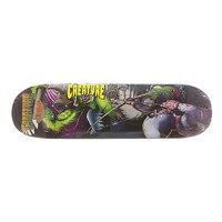 Дека для скейтборда для скейтборда Creature S6 Graham Ogre1 32.57 x 8.8 (22.4 см)