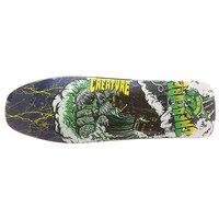 Дека для скейтборда для лонгборда Creature S6 Lg Surf Club 31.3 x 10 (25.4 см)