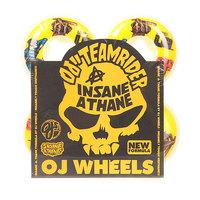 Колеса для скейтборда для скейтборда Oj Ez Edge Insaneathane Shannon Cop Beater 101A 52 mm