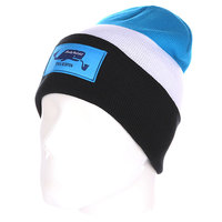 Шапка TrueSpin Wale Classic Beanie Blue/White