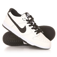 Кроссовки Nike SB Dunk Low Pro IW White/Black/White