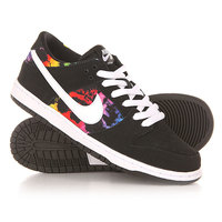 Кроссовки Nike SB Dunk Low Pro IW Black/White/Multicolor