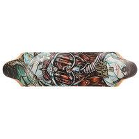 Дека для скейтборда для лонгборда Landyachtz Top Speed Deck Assorted 9.5 x 36 (91.4 см)