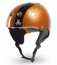 Водный шлем Liquid Force Helmet Flash Comp Orange