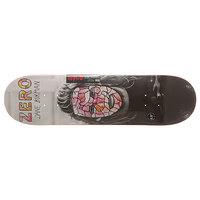 Дека для скейтборда для скейтборда Zero S6 R7 Burman Reportrait 31.9 x 8.25 (21 см)