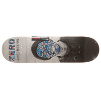 Дека для скейтборда для скейтборда Zero S6 R7 Brockman Reportrait 31.9 x 8.375 (21.3 см)