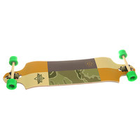 Лонгборд Dusters Scout Drop-down Longboard Kryptonics Green 9.75 x 38 (96.5 см)