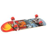 Скейтборд в сборе детский детский Blind S6 Youth Soft Wheels Mid D.i.r.t.s. Odd Zombie Multi 29.75 x 7.375 (18.7 см)
