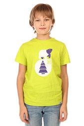 Футболка детская Picture Organic T Shirt Teddy Green