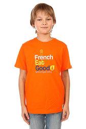 Футболка детская Picture Organic Diner Orange