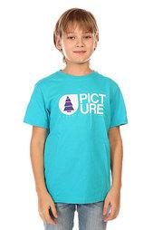 Футболка детская Picture Organic Basement Light Blue
