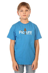 Футболка детская Picture Organic Sherwood Blue