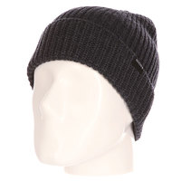 Шапка Nixon Go Beanie Navy Heather
