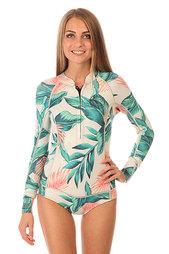 Гидрокостюм (Верх) женский Billabong Surf Capsule Salty Daze Spring Suit Tropical