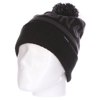 Шапка Nixon Teamster Beanie All Black