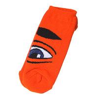 Носки низкие Toy Machine Sect Eye Ankle Orange