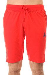 Шорты классические Le Coq Sportif Pant Bar Short Bright Red