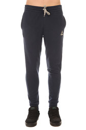 Штаны спортивные Le Coq Sportif Pant Bar Tapered Dress Blues