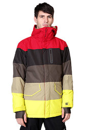 Куртка Billabong Downy Jacket Red