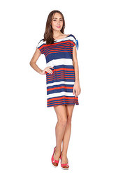 Платье женское Picture Organic Panel Stmarine Stripe