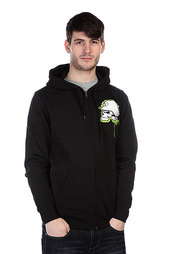 Толстовка Metal Mulisha Chevster Zip Fleece Black
