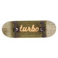 Фингерборд Turbo-FB П10 Гравировка Green/Black