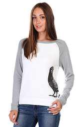 Толстовка Zoo York Bird Sock Grey Heather