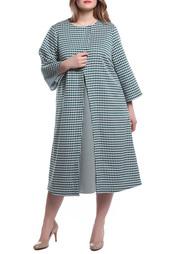 Комплект: пальто, платье Надежда Бабкина