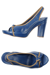 Босоножки на каблуках Romano