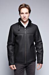 Кожаная куртка Giorgio