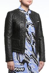 Куртка кожаная Max Mara
