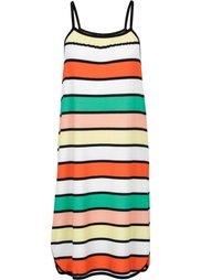 Обязательный элемент гардероба: трикотажное платье (индиго/нежная мята) Bonprix