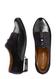 Туфли (черный/серебристый) Bonprix