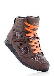 Трекинговые кроссовки (антрацитовый/синий) Bonprix