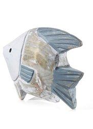 Декоративная фигурка Рыба (белый/серый) Bonprix