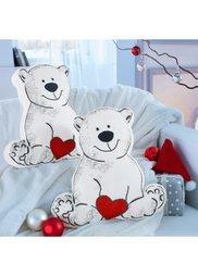 Подушка Медвежонок (различные расцветки) Bonprix