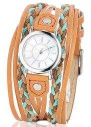 Часы Софи (белый) Bonprix