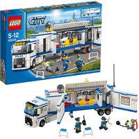 LEGO City 60044: Выездной отряд полиции