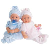 Кукла Лана в голубом, 27 см, Munecas Antonio Juan
