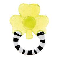 Мягкий прорезыватель для зубок «Полосатое колечко», Цветок Bright Starts