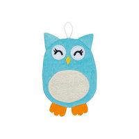 Махровая мочалка-рукавичка Baby Owl, Roxy-kids